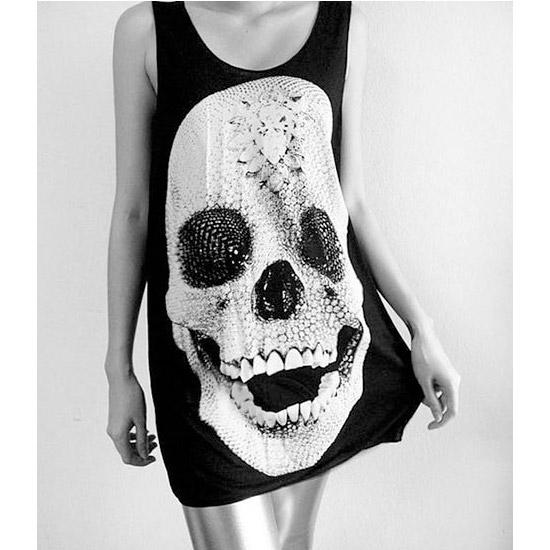Totenkopf-Mode – eine spirituelle Perspektive