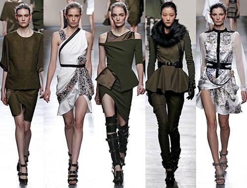 Trend Fashion Futuristic