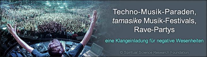 Techno-Paraden – spirituelle Wirkung