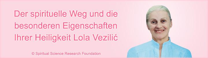 Spiritueller Weg von I. H. Lola Vezilić
