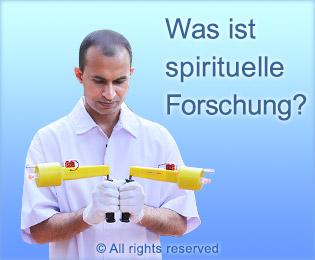 Spiritual research