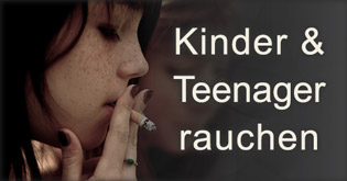 Kinder & Teenager rauchen
