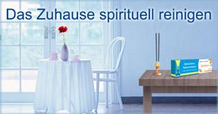 Das Zuhause Spirituell reinigen