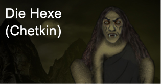 Die Hexe (Chetkin)
