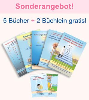 5 Bücher + 2 Bücher gratis