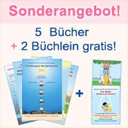 Sonderangebot: 5 Bücher + 2 Büchlein gratis