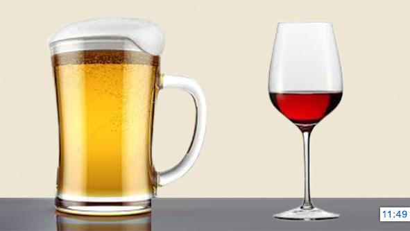 Spirituelle Filme über die Wirkung von Alkohol