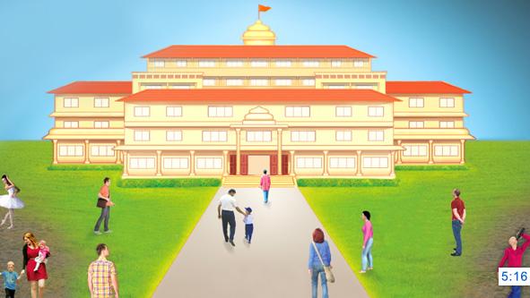 Spirituelle Filme über die Universität für Spiritualität
