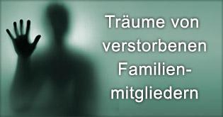 traume von verstorbenen familien- mitgliedern