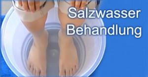 salzwasser behandlung