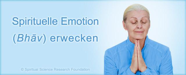 Spirituelle Emotion