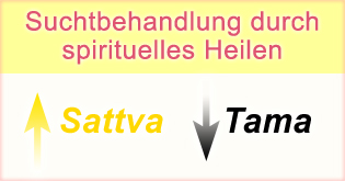schtbehandlung durch spirituelles heilen