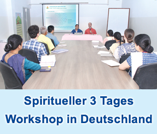Spiritueller 3 tages workshop in Deutschland