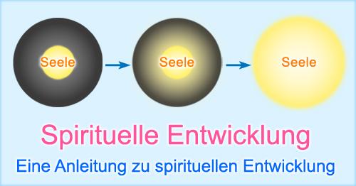 spirituelle entwicklung