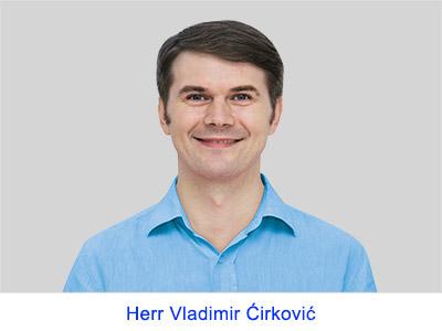Spirituelle Erfahrungen von Herrn Vladimir Ćirković