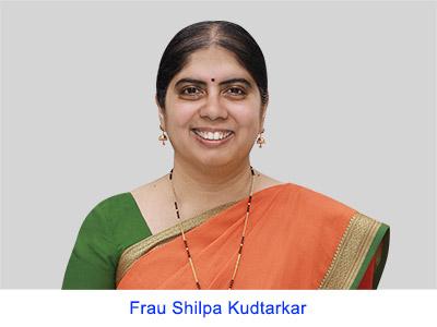 Spirituelle Erfahrung von Frau Shilpa Kudtarkar