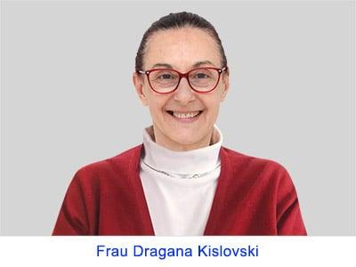 Spirituelle Erfahrungen von Frau Dragana Kislovski