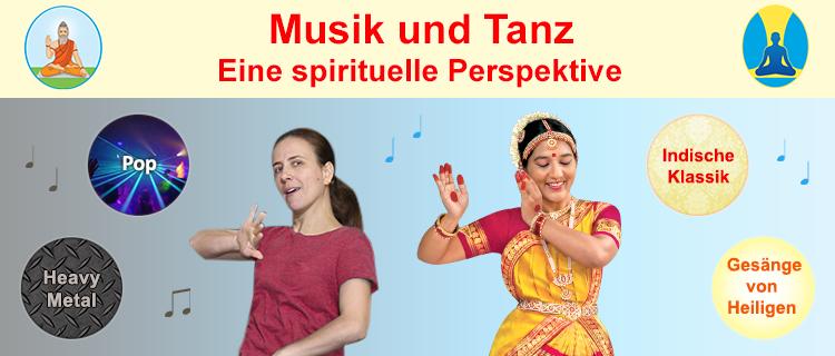 Musik und Tanz – Eine spirituelle Perspektive