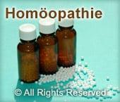 Alternative Therapien - Homöopathie