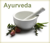 Alternative Therapien - Ayurveda
