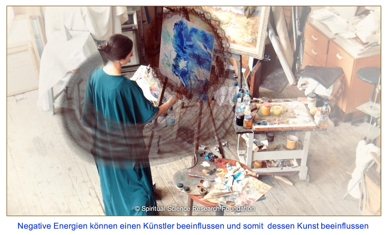 Wie man bessere Portraits malt, die positive Schwingungen ausstrahlen