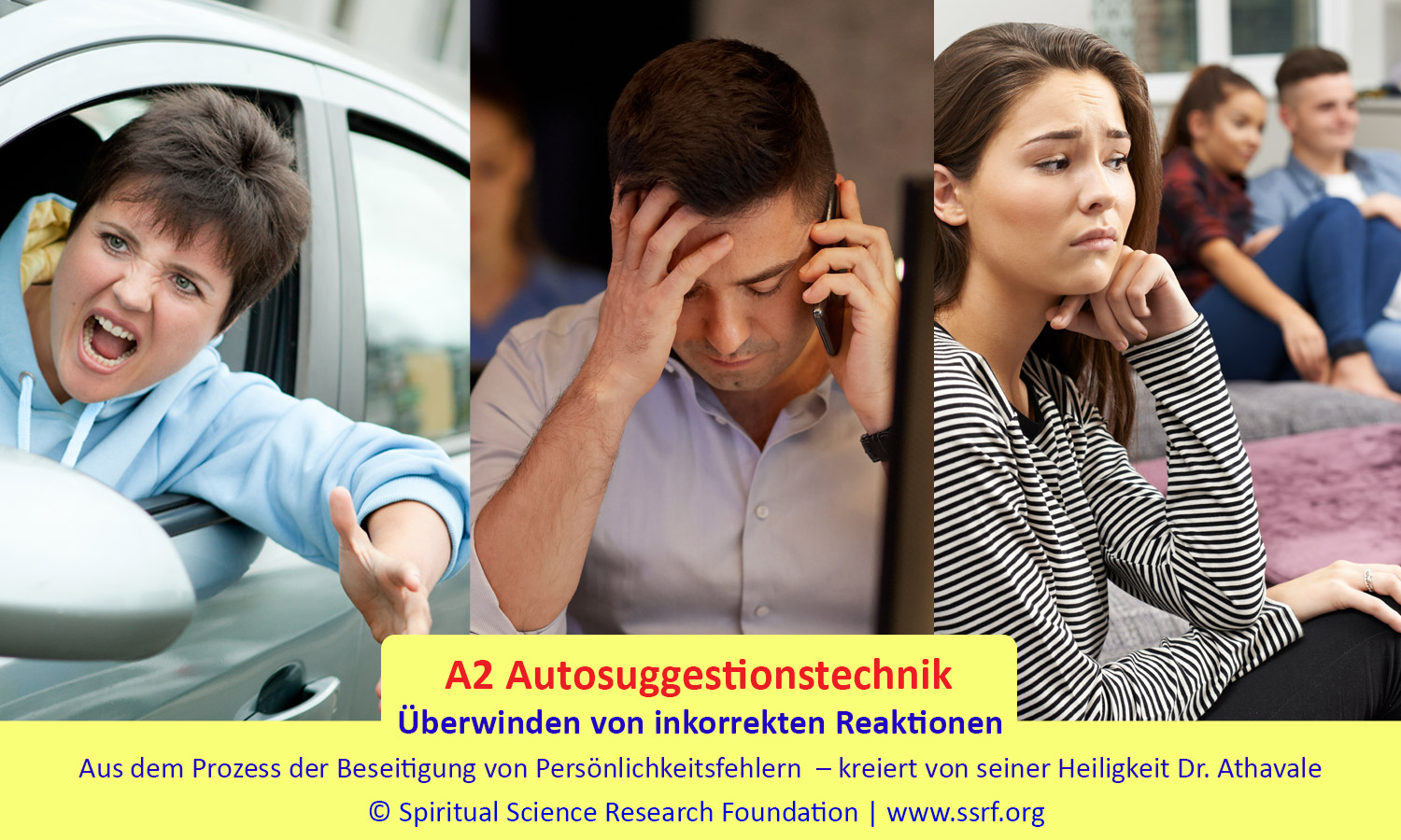 A2 Autosuggestion-Technik