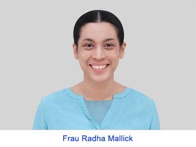 Spirituelle Erfahrungen anlässlich Pitrupaksha - Frau Radha Mallick