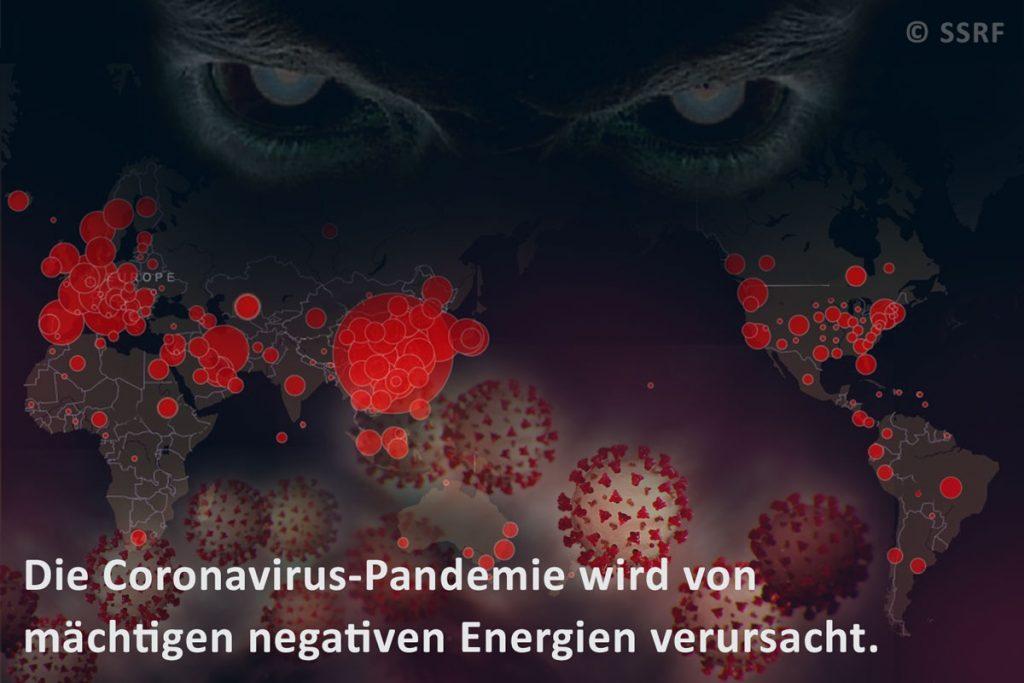 Coronavirus – Spiritueller Schutz durch Heil-Chants (Mantren)