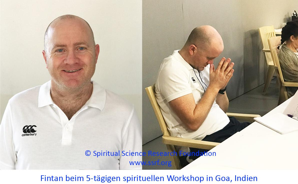 Alkoholsucht überwunden – durch Spirituelle Praxis