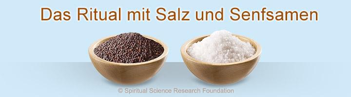 Böser Blick – Das Ritual mit Salz und Senfsamen
