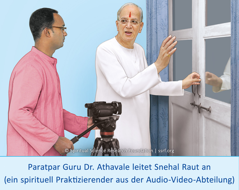 Teil 1 – Paratpar Guru Dr. Jayant Balaji Athavales bedingungslose Liebe für die Menschheit