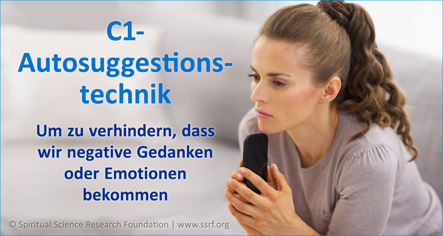 C1-Autosuggestions technik