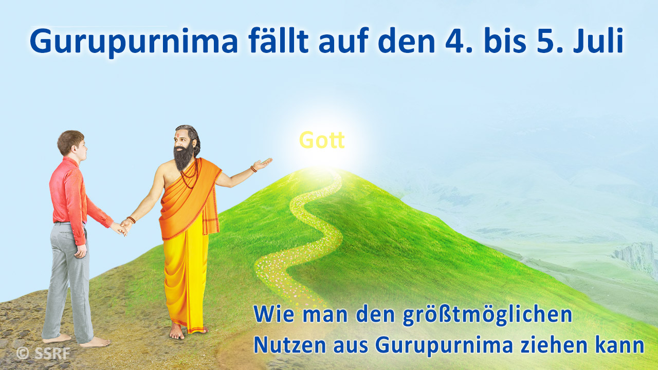 Wie man den größtmöglichen Nutzen aus Gurupurnima ziehen kann