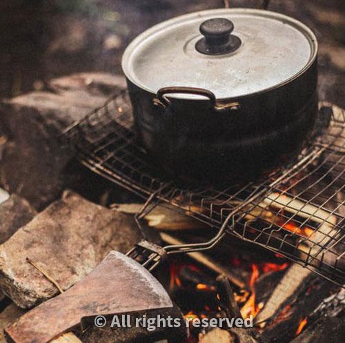 Überlebensführer – Alternative Kochmethoden für den Fall eines 3. Weltkrieges
