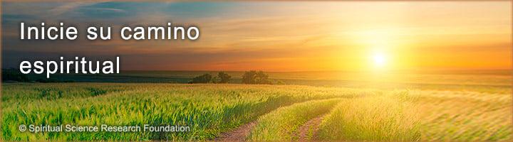 Inicie su camino espiritual