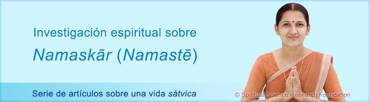 Namaskar y su significado