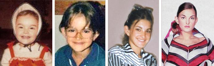 Childhood-to-teens-P-Yoya