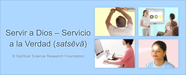 Servir a Dios - Servicio a la Verdad(Satseva)