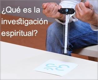 Que es la investigacion espiritual?