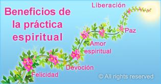 Beneficios de la practica espiritual