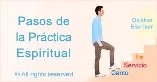 Pasos de la practica espiritual