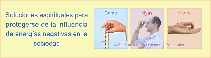 SPA Spiritual solutions to protect oneself