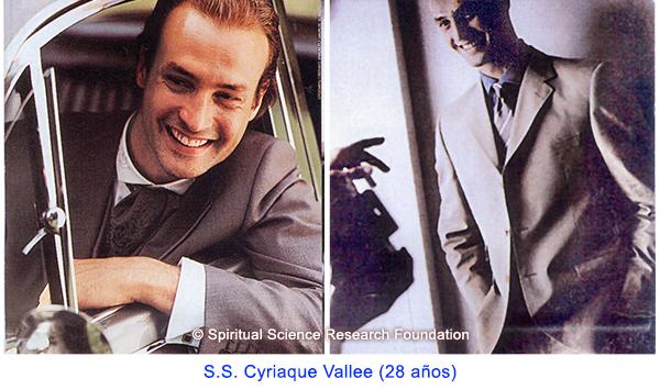 El camino para alcanzar la Santidad de S.S. Cyriaque Vallee
