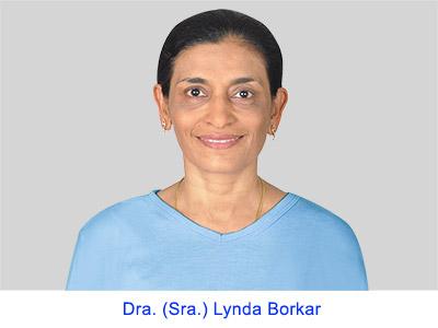 Experiencias espirituales de la Dra. (Sra.) Lynda Borkar