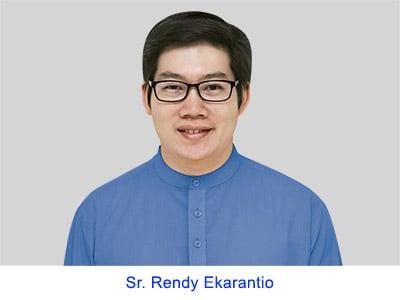 Experiencias espirituales del Sr. Rendy Ekarantio