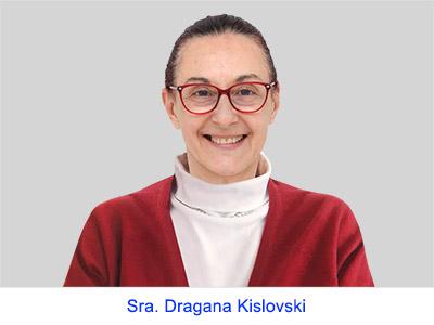 Experiencias espirituales de la Sra. Dragana Kislovski