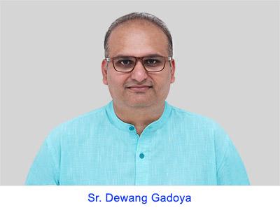 Experiencias espirituales del Sr. Dewang Gadoya