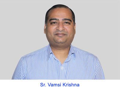Experiencias espirituales del Sr. Vamsi Krishna Gollamudi