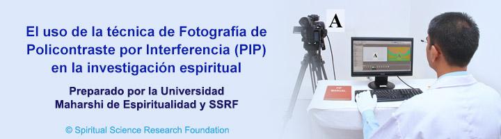 Técnica de Fotografía de Policontraste por Interferencia (PIP)