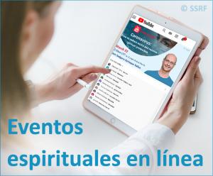 Eventos espirituales en línea
